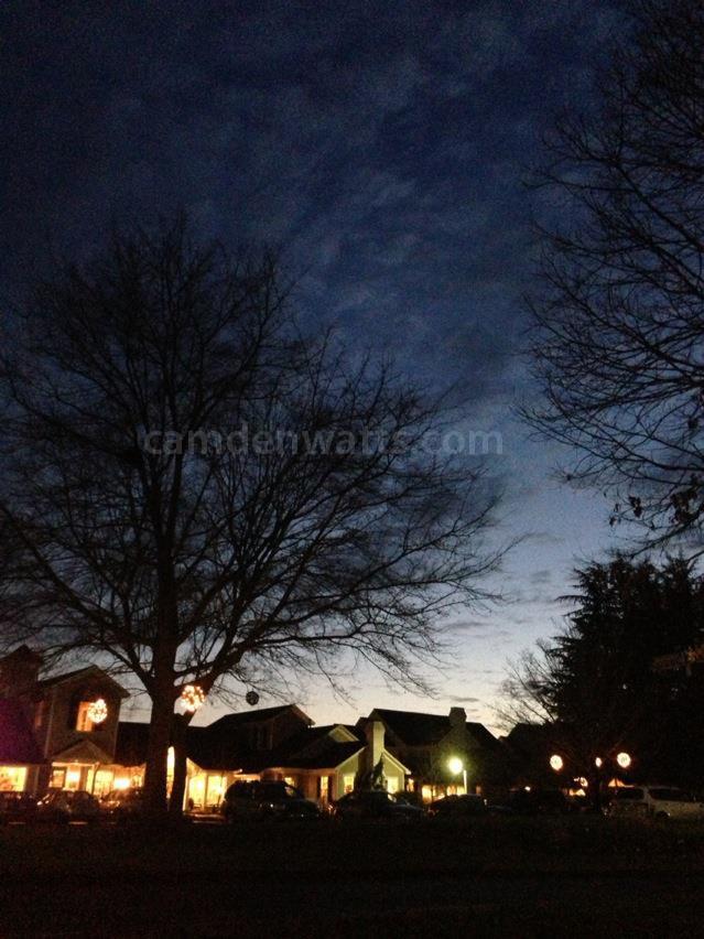 fearrington-village-at-dusk