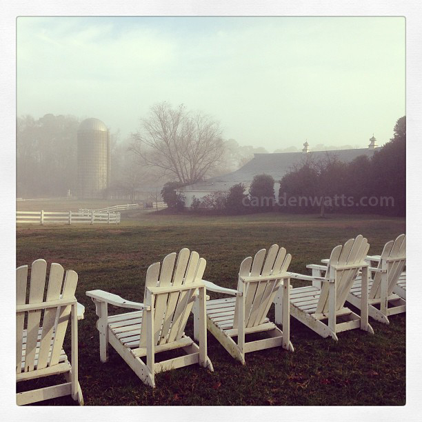 fearrington-village-morning-fog