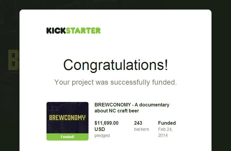 Ask Me About Kickstarter