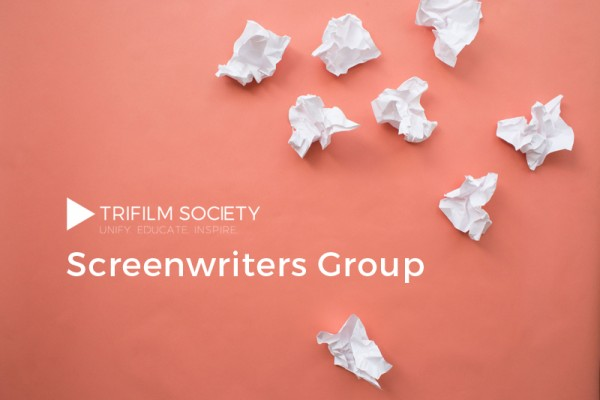 The Screenwriters Group is a members-only monthly meeting to help our writers succeed.