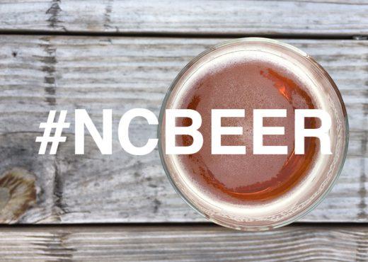 NC Beer Hashtag