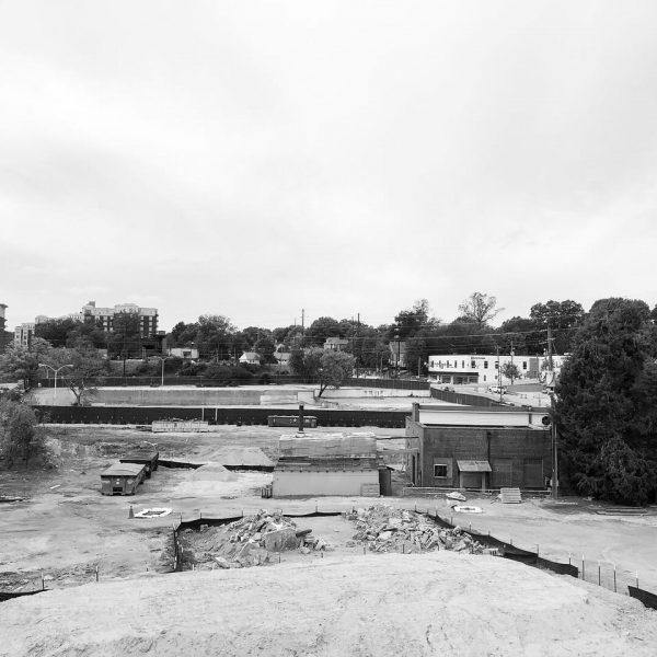Camden Watts - Changing urban landscape